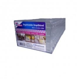 Cesto Organizador Quadratta 32x11,5x8cm-PARAMOUNT