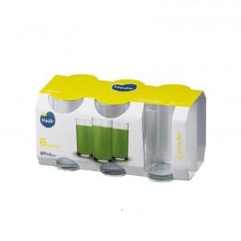 Conjunto de Copos Cylinder 300 ml - Com 6 peças Nadir