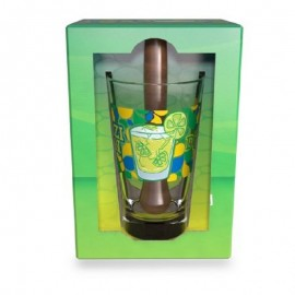 Kit Caipira Brasil Elegance-GLASSRAL