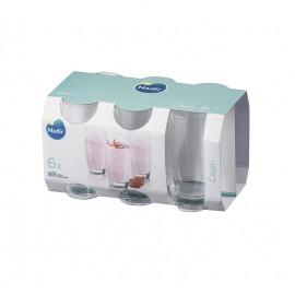 Conjunto de Copos Long Drink Capri 410 ml- 6 Peças Nadir