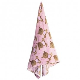 Cobertor Microfibra Estela Pink Baby- CAMESA