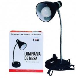 Luminária De Mesa Bivolt- FWB