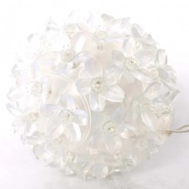 Bola De Flores Com 50 Lâmpadas Decorativa De Natal-WINCY