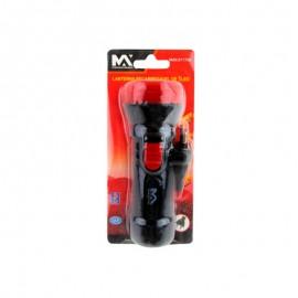 Lanterna Manual Recarregável MAX-2117 4 LED- MAX MIDIA