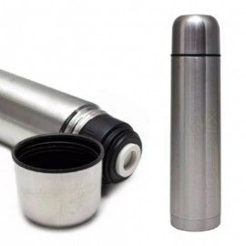 Garrafa Térmica 680Ml Aço Inox- FRATELLI