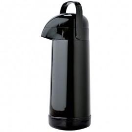 Garrafa Térmica Magic Pump 1 Litro Preto- TERMOLAR