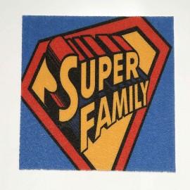 Capacho Divertido Super Family- KAPAZI