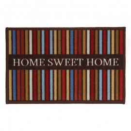 Tapete de Entrada Cleankasa Home Sweet Home 0,40x0,60M - KAPAZI