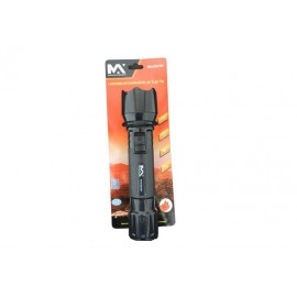 Lanterna Manual Recarregável 8001w1-Max Midia