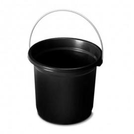 Balde Recycle 8 Litros Preto- PLASVALE