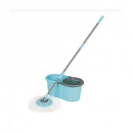 Mop Pocket Balde E Esfregão Para Limpeza- MOR