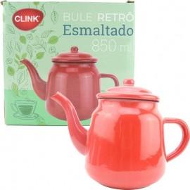 Bule Retrô Esmaltado 850ml-CLINK