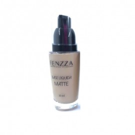 Base Liquida Matte 30 Ml- FENZZA MAKE UP