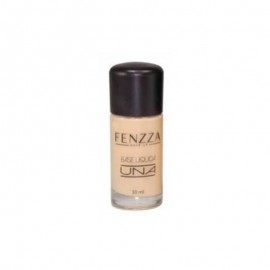 Base Liquida UNA 30 Ml- FENZZA MAKE UP