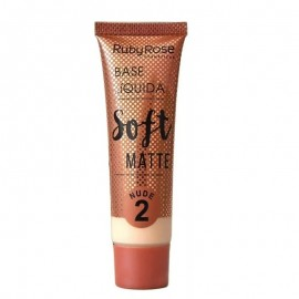Base Soft Matte Nude 2- RUBY ROSE