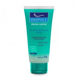 Gel Microesfoliante Facial Derme Control- NUPILL