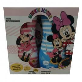 Kit Shampoo E Condicionador Minnie Mouse- Nutriex