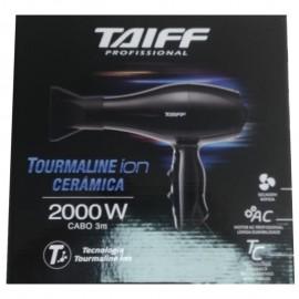 Secador De Cabelo Tourmaline Cerâmica Ion 2000 Watts-TAIFF