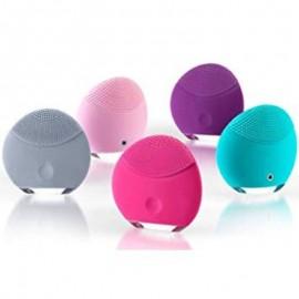 Esponja/Escova Massageadora Elétrica para Limpeza Facial - Forever