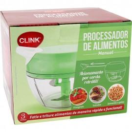 Processador de Alimentos Manual Ref.ck2017-Clink