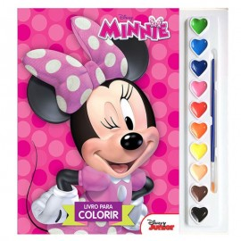 Aquarela Minnie Disney- DCL