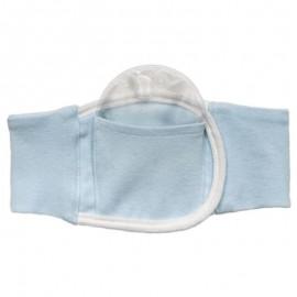 Cinta Térmica Para Cólica Baby Inclui Bolsa Com Gel Azul- BUBA