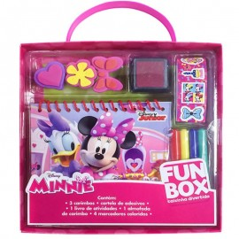 Conjunto Fun Box Minnie Disney- DCL