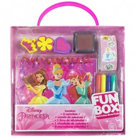 Conjunto Fun Box Princesas Disney- DCL