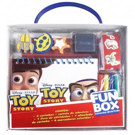 Conjunto Fun Box Toy Story Disney- DCL