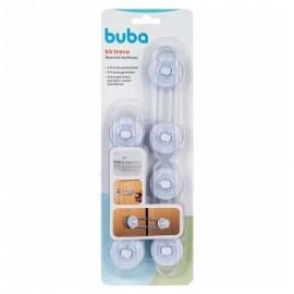 Kit Trava Flexível Multiuso 7 Unidades- BUBA