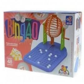 Jogo Bingo Com 48 Cartelas- ZELAR