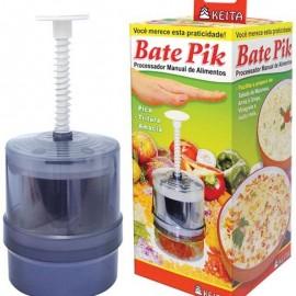 Processador Manual De Alimentos Bate Pik-KEITA