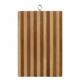 Tábua De Corte Retangular Bambu 30x20 Cm - YANGZI