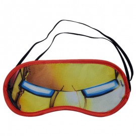 Máscara De Dormir Avengers Homem De Ferro- ETILUX