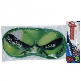 Máscara De Dormir Avengers Hulk- ETILUX